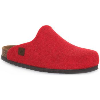 Čevlji  Cokli Bioline RIBES MERINOS Rosso