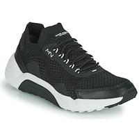 Čevlji  Moški Nizke superge Skechers ENDURO-SILVERTON Črna
