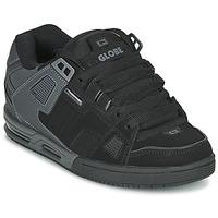 Čevlji  Moški Skate čevlji Globe SABRE Črna / Siva