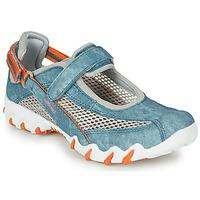 Čevlji  Ženske Športni sandali Allrounder by Mephisto NIRO Modra