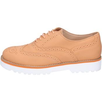 Čevlji  Ženske Čevlji Derby & Čevlji Richelieu Hogan BK655 Rjav