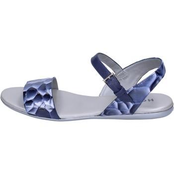 Čevlji  Ženske Sandali & Odprti čevlji Hogan BK656 Modra