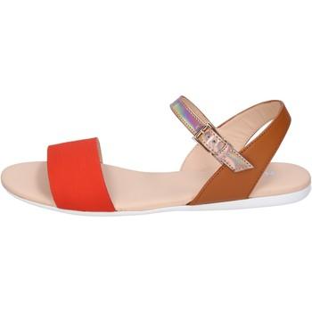 Čevlji  Ženske Sandali & Odprti čevlji Hogan BK659 Oranžna