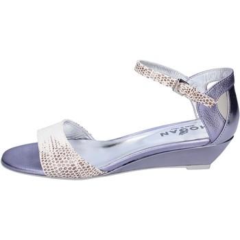 Čevlji  Ženske Sandali & Odprti čevlji Hogan Sandale BK662 Bela