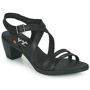 Čevlji  Ženske Sandali & Odprti čevlji Art IPANEMA Črna