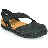 Čevlji  Ženske Balerinke Art RHODES Črna