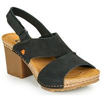 Čevlji  Ženske Sandali & Odprti čevlji Art SOHO Črna