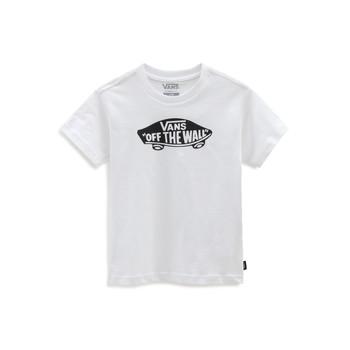Oblačila Otroci Majice s kratkimi rokavi Vans VANS CLASSIC TEE Bela