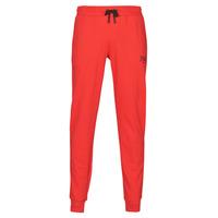 Oblačila Moški Spodnji deli trenirke  Everlast EVL- BASIC JOG PANTS Rdeča