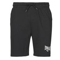 Oblačila Moški Kratke hlače & Bermuda Everlast CLIFTON Črna