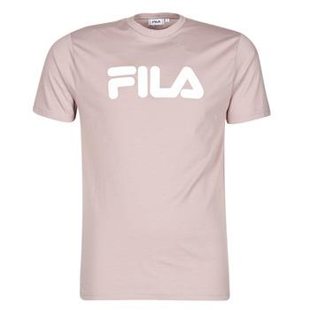 Oblačila Majice s kratkimi rokavi Fila PURE SHORT SLEEVE Vijolična