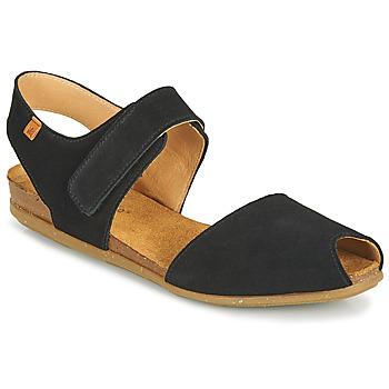 Čevlji  Ženske Sandali & Odprti čevlji El Naturalista STELLA Črna