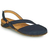 Čevlji  Ženske Sandali & Odprti čevlji El Naturalista PANGLAO Modra