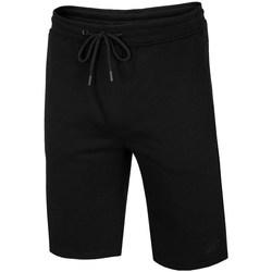 Oblačila Moški Kratke hlače & Bermuda 4F SKMD001 Črna