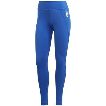 Oblačila Ženske Pajkice adidas Originals Brilliant Basics Modra