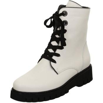 Čevlji  Ženske Gležnjarji Ara Ackson Keil St Hs White