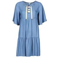 Oblačila Ženske Kratke obleke Kaporal TILAN Modra