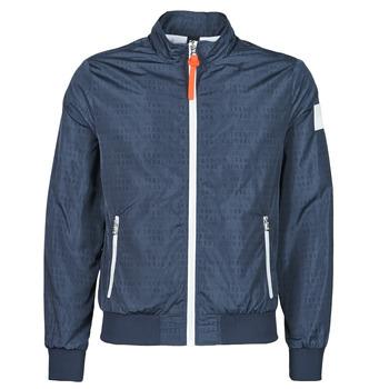 Oblačila Moški Usnjene jakne & Sintetične jakne Kaporal KADRI Modra