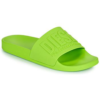 Čevlji  Moški Natikači Diesel AFRENTY Zelena