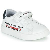 Čevlji  Otroci Nizke superge Tommy Hilfiger MARILO Bela