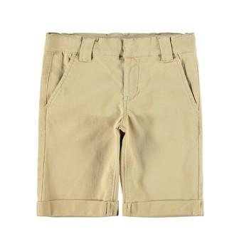 Oblačila Dečki Kratke hlače & Bermuda Name it NKMSOFUS CHINO Bež