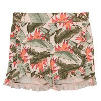 Oblačila Deklice Kratke hlače & Bermuda Name it NMFFIBLOOM SHORTS Večbarvna