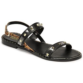 Čevlji  Ženske Sandali & Odprti čevlji Replay NAIROBI Črna