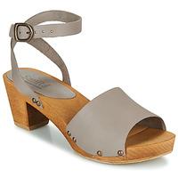 Čevlji  Ženske Sandali & Odprti čevlji Sanita YARA Siva