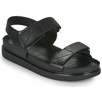 Čevlji  Ženske Sandali & Odprti čevlji Vagabond Shoemakers ERIN Črna