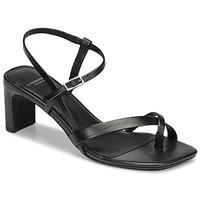 Čevlji  Ženske Sandali & Odprti čevlji Vagabond Shoemakers LUISA Črna