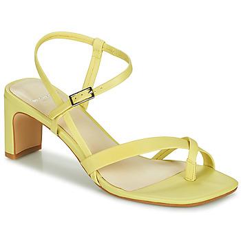 Čevlji  Ženske Sandali & Odprti čevlji Vagabond Shoemakers LUISA Rumena
