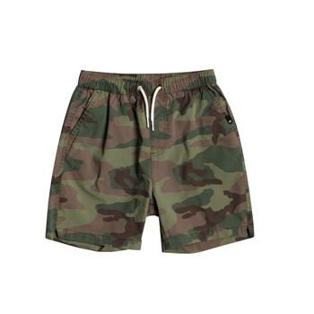 Oblačila Dečki Kratke hlače & Bermuda Quiksilver TAXER WS Kamel