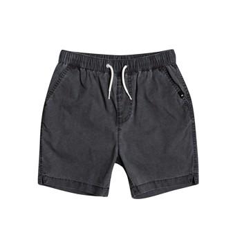 Oblačila Dečki Kratke hlače & Bermuda Quiksilver TAXER WS Črna