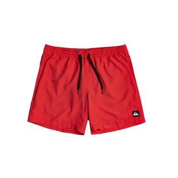 Oblačila Dečki Kopalke / Kopalne hlače Quiksilver EVERYDAY VOLLEY Rdeča