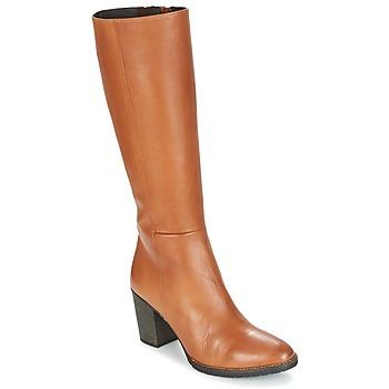 Čevlji  Ženske Mestni škornji    Betty London ISME Kamel