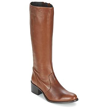 Čevlji  Ženske Mestni škornji    Betty London IROIN Kamel