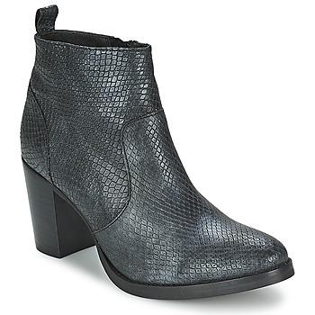 Čevlji  Ženske Gležnjarji Betty London ISSOR Črna