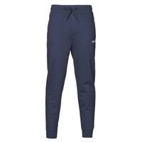 Oblačila Moški Spodnji deli trenirke  HUGO DIBEX Modra