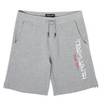 Oblačila Dečki Kratke hlače & Bermuda Teddy Smith S-MICKAEL Siva