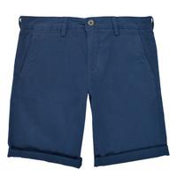 Oblačila Dečki Kratke hlače & Bermuda Teddy Smith SHORT CHINO Modra