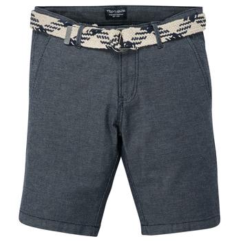 Oblačila Dečki Kratke hlače & Bermuda Teddy Smith STATON CHINO Modra