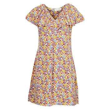 Oblačila Ženske Kratke obleke Molly Bracken P1387E21 Bež