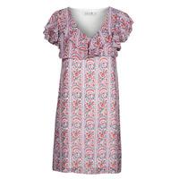 Oblačila Ženske Kratke obleke Molly Bracken LA171AE21 Vijolična