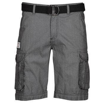 Oblačila Moški Kratke hlače & Bermuda Oxbow N1ORPEK Črna