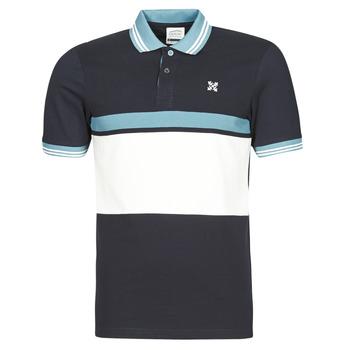 Oblačila Moški Polo majice kratki rokavi Oxbow N1NIREMO Modra