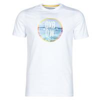 Oblačila Moški Majice s kratkimi rokavi Oxbow N1TERO Bela