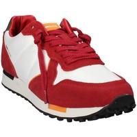 Čevlji  Moški Nizke superge Gas GAM813016 Rdeča