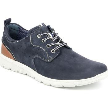 Čevlji  Moški Nizke superge Grunland SC4522 Modra