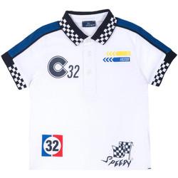 Oblačila Otroci Majice s kratkimi rokavi Chicco 09033560000000 Biely