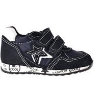 Čevlji  Otroci Nizke superge Melania ME1247B8I.B Modra